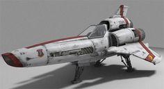 Battlestar Galactica - Colonial Viper