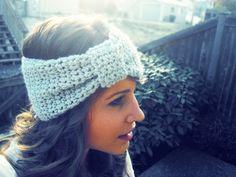 Crochet headband #kendrascott #teamKS