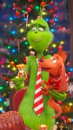 You are part of The Grinch story, but based on the new 2018 film. Whoville Christmas, Grinch Stole Christmas, Christmas Mood, All Things Christmas, Christmas Crafts, Christmas Decorations, Christmas Desktop Wallpaper, Snoopy Wallpaper, Iphone Wallpaper