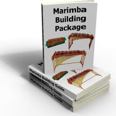 Package deal for marimba, vibraphone, metalophone and xylophone construction