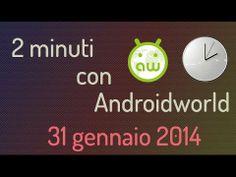 2 minuti con Androidworld - 31 gennaio 2014 - Motorola, ASUS Smartwatch, Robocop e LEGO - http://www.videorecensione.net/2-minuti-con-androidworld-31-gennaio-2014-motorola-asus-smartwatch-robocop-e-lego/