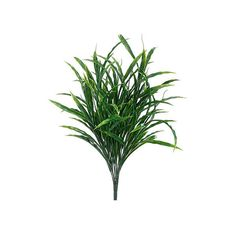 Fill your wedding bouquets with hassle-free artificial greenery for a natural look. This luscious grass bush will add extra vibrant color. Shop Afloral.com.