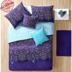 Cute dorm room ideas that you need to copy! These cool dorm room ideas are perfect for decorating your college dorm room. You will have the best dorm room on campus! Teenage Girl Bedrooms, Girls Bedroom, Teen Vogue Bedding, Cute Dorm Ideas, Cute Dorm Rooms, Bedding Sets Online, Queen Comforter Sets, Bedroom Themes, Bedroom Ideas