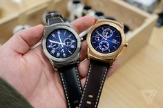 Android Wear's biggest update ever takes aim at the Apple Watch   The Verge