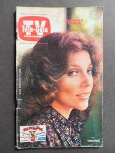 1979 Veronica Castro En Portada Revista Tele Guia - $ 100.00