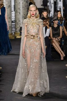 83 fall 2016 wedding gowns to that will wow you: Elie Saab