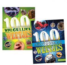 100 knotsgekke weetjes / 100 walgelijke weetjes