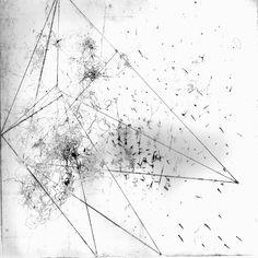 http://helenbooth.com Graphite & Oil on Paper 30cm x 30cm