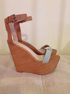 Joe's Jeans Wedges #JoesJeans #PlatformsWedges