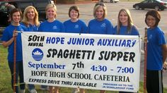 Junior Auxiliary plan annual Spaghetti Supper | HopePrescott.com