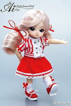 Jun Planning AI Ball Jointed Doll - ALMOND Q-730