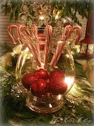 Old Fashioned Candy Cane Decor...