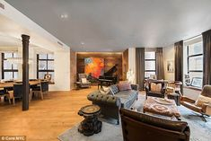 Swanky: Chrissy Teigen and John Legend have found a buyer for their New York…