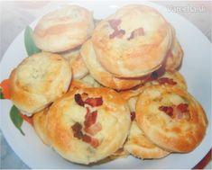 Liptovské bryndzovníky Quiche, Muffin, Brunch, Pizza, Snacks, Breakfast, Food, Basket, Morning Coffee