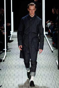 Sfilata Moda Uomo Cerruti 1881 Parigi - Autunno Inverno 2017-18 - Vogue