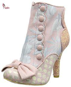 75bb2c1d868 213 meilleures images du tableau Chaussures Irregular Choice ...