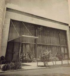 Carlos Lazo: Casa del Arquitecto [Veracruz 24], Roma Norte, México D.F., 1951 [modificado]