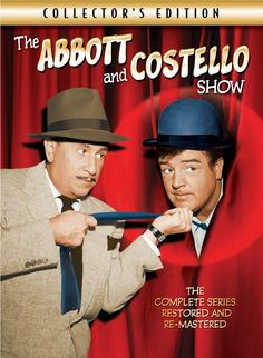 The Abbott and Costello Show (TV Series 1952–1957)