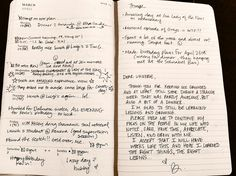 Keeping a Moleskine Journal of life's little tidbits (this would be such a treasure to look back on years from now... and it would be a great way to remember the little details of the week to incorporate into Project Life album)