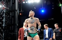 McGregor vows he won't vacate featherweight title