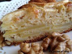 La cucina di Any: Tort de mere - Torta di mele
