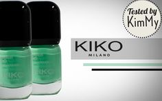 Trends, Nail Polish, Beauty, Nails, Blog, Mint, Finger Nails, Ongles, Nail