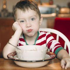 Falsas creencias del desayuno infantil.