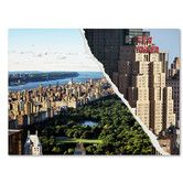 Found it at Wayfair - Central Park View by Philippe Hugonnard Graphic Art on Wrapped Canvas
