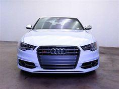 2014 Audi S6 4.0Tquattro AWD 4.0T quattro 4dr Sedan Sedan 4 Doors White for sale in Riverside, CA Source: http://www.usedcarsgroup.com/used-audi-for-sale-in-riverside-ca
