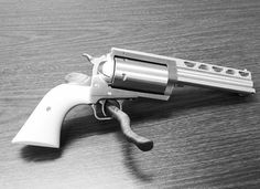 Magnum Research BFR .410/ 45 long Colt with vented rib
