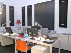 """""""Oficina para vivir"""", proyecto de Jean Nouvel. ISaloni 2013, Milán (Foto: Elizabeth Palacios/Ointeriores) http://www.obrasweb.mx/milan-2013"""