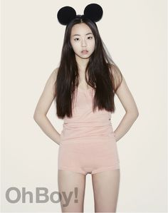 Ahn So Hee (Hangul: 안소희; Hanja: 安昭熙; born June 27, 1992), commonly known by her stage name Sohee, is a South Korean idol singer, actress, dancer, model and MC. She is a member of the South Korean girl group Wonder Girls, which debuted under JYP Entertainment in 2007.