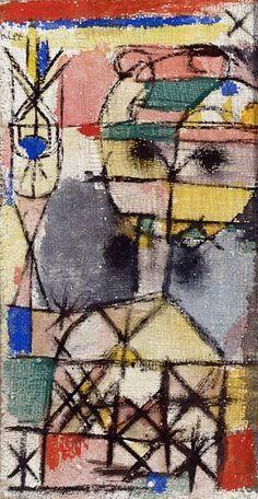 Paul Klee - Kopf