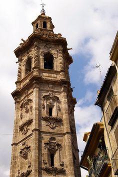 Torre de San Catalina, Valencia.- España