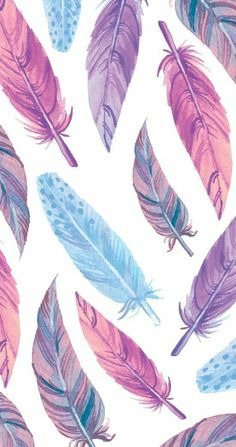 Feathers wallpaper made for you