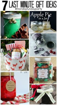 7 Last Minute Homemade Gift Ideas | Club Chica Circle - where crafty is contagious