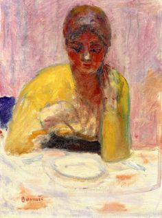 Breakfast, Pierre Bonnard
