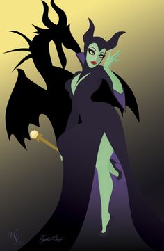 Maleficent the dragon is based off the character from the disney movie Sleeping beauty. Maleficent the dragon Disney Movies, Disney Pixar, Art Nouveau Disney, Maleficent Dragon, Circle Of Life, Love Movie, Nightmare Before, Original Art, Childhood
