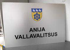 Anija Vallavalitsus pvc silt - Reklaamitootja.ee - http://reklaamitootja.ee/87-fassaadisilt-3684x2624-jpg/
