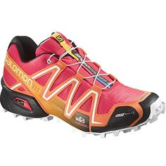 af8796948755d Speedcross 3 CS Women's Trail Running Shoes - AW15 - 9.5 - Orange * Details  can