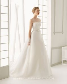 Daryl by Rosa Clara #wedding #weddingdress #rosaclara