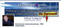 Zobacz jak stworzyć stronę internetową, jak zrobić bloga w 3-5 minut.