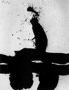 Robert Motherwell, Samurai No. 4, 1974