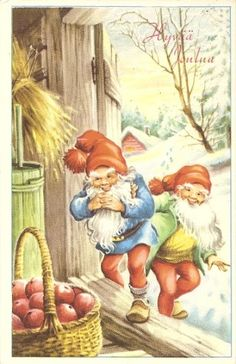 Lars Carlsson gnomes.