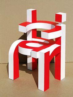 Chair by SuperBruut  http://www.superbruut.nl/
