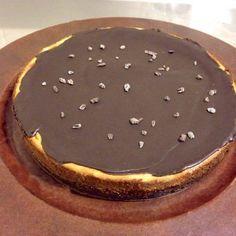 Facile Primal Chocolate Cheesecake