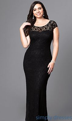 Shop plus-sized formal dresses and semi-formal plus party dresses at Simply Dresses. Plus cocktail dresses, plus-sized dresses for parties, plus-size casual dresses, and evening gowns in plus sizes. Plus Size Holiday Dresses, Plus Size Formal Dresses, Plus Size Gowns, Plus Size Evening Gown, Evening Dresses, Formal Dresses With Sleeves, Casual Dresses, Full Figure Dress, Prom Dresses 2015