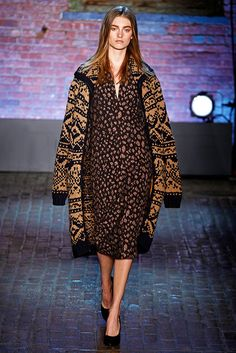 Yigal Azrouël | Fall 2012 Ready-to-Wear Collection | Vogue Runway