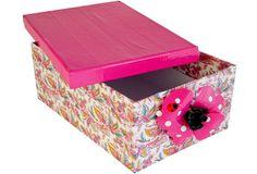 Pinky Swear Box    #ScotchStyle http://scotchducttape.com/projects/pinky-swear-box