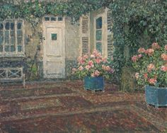 Artworks of Henri Eugène Augustin le Sidaner (French, 1862 - 1939)